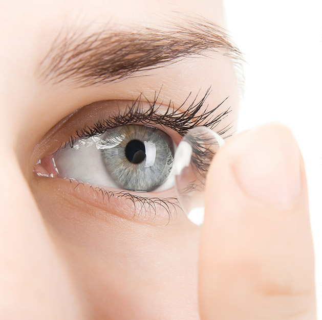Shop for contacts at The Kaufman Eye Intitute
