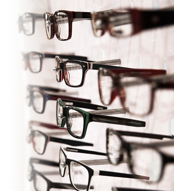 Shop for new glasses at The Kaufman Eye Intitute