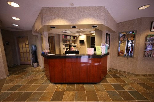 Kaufman Eye Institute Sun City Front Desk